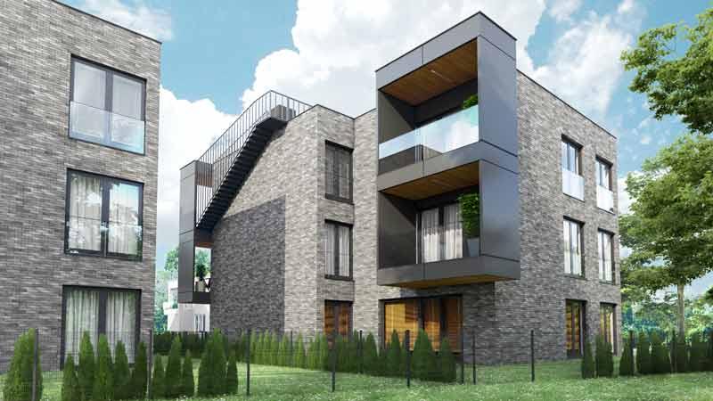 Lirowa - Luksusowe Apartamenty nieopodal Parku Szczęśliwickiego